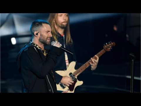 Ahead Of Super Bowl Halftime Show Performance NFL Cancels Maroon 5's Press Conference