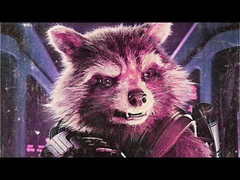 'Avengers: Endgame' Trailer Reveals Rocket's Classic Outfit