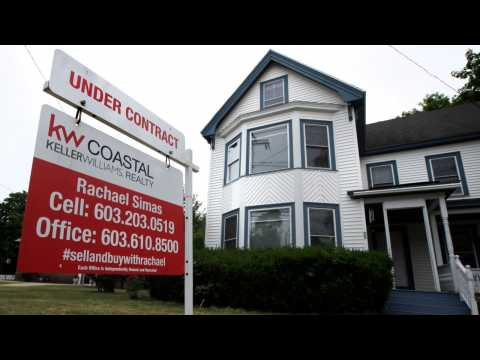 U.S. Home Sales Hit A Three-year Low