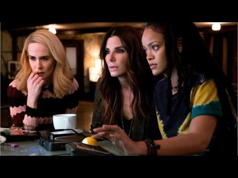 'Ocean's 8' Expected To Have A $40 Million Opening Weekend