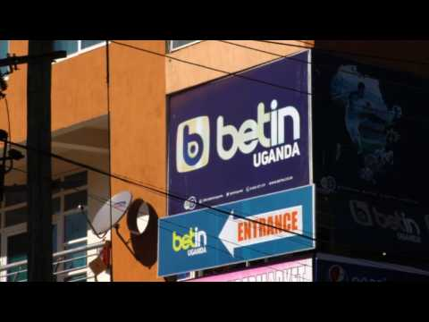Uganda's sports betting business is booming