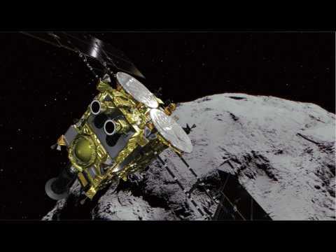 Japanese Space Probe Reaches Asteroid Ryugu
