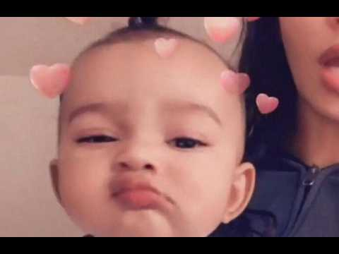 Kim Kardashian West reveals baby Chicago's middle name?