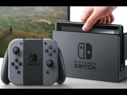 Nintendo Switch still working on Netflix app