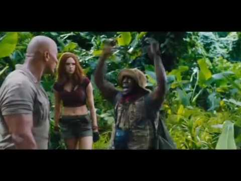 Jumanji Number One Seven Weeks Later