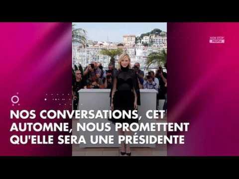 Cate Blanchett présidera le prochain Festival de Cannes