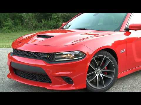 2018 Dodge Charger R/T Scat Pack Driving Video