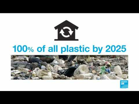 France to set penalties on non-recycled plastic