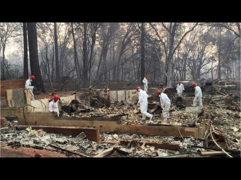 More Than 1,200 People Are Missing In the California Fires
