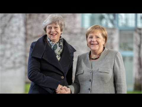 Theresa May Seeks Help From German Officials In Brexit Deal