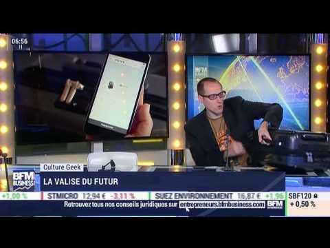 Anthony Morel: La valise du futur - 27/06