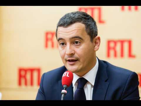 """Darmanin sur RTL : """"Je ne crois pas que mon parti ira jusqu'à l'exclusion"""""""