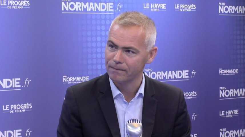 Christophe Bouillon, député de la 5e circonscription de Seine-Maritime