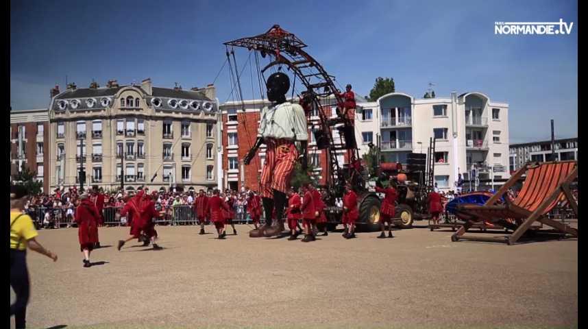 Journées géantes au Havre !