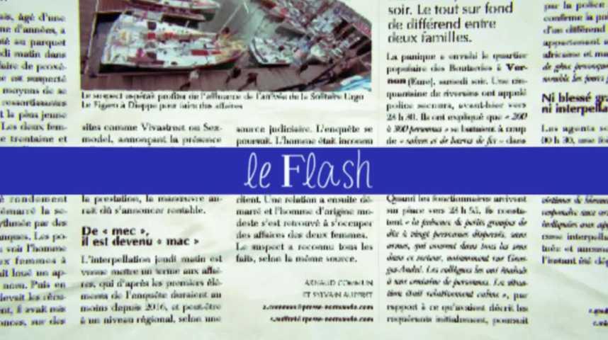 Le Flash du 10 juillet