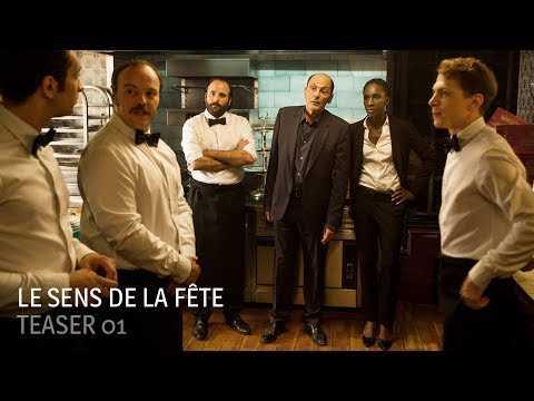 Le sens de la fête - Teaser Jean-Pierre Bacri