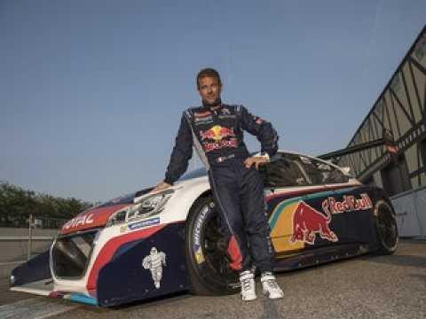 Sébastien Loeb retrouve sa Peugeot 208 T16 Pikes Peak  [INTERVIEW]