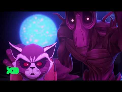 Rocket et Groot - Le raccourci