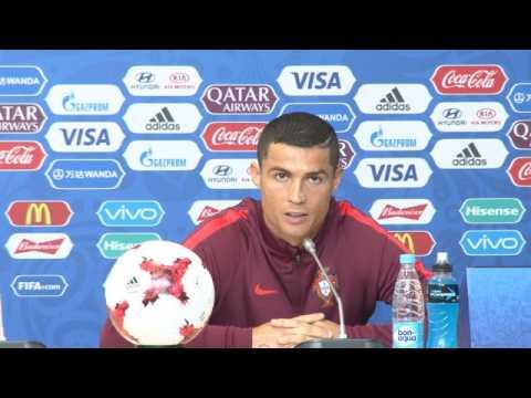 """Portugal - Ronaldo: """"Nous sommes confiants"""""""