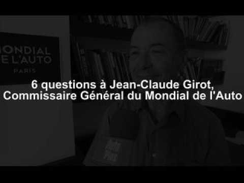 Mondial Paris 2018 : 6 questions à Jean-Claude Girot, commissaire général