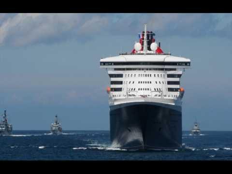 The Bridge: la frégate Primauguet escorte le Queen Mary 2 vers Saint-Nazaire