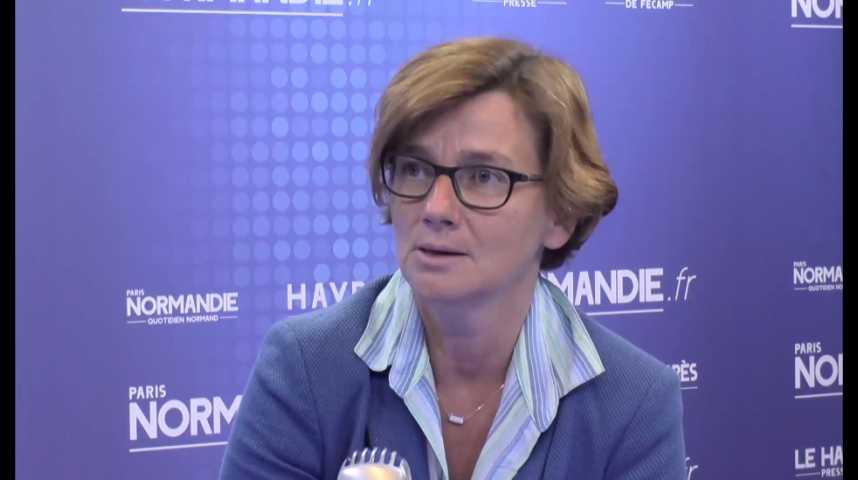 Entretien avec Agnès Firmin Le Bodo Députée de la 7e circonscription Seine-Maritime.