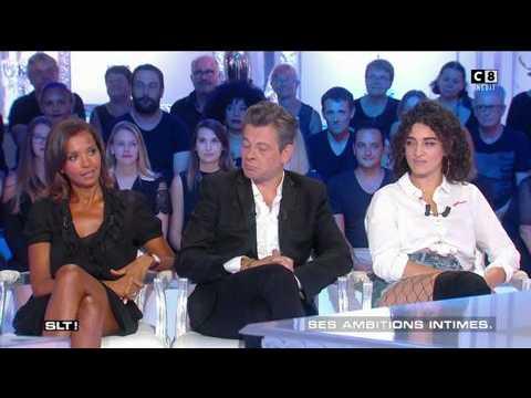 SLT : Karine Le Marchand veut encore interviewer les politiques