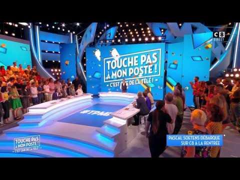 Pascal Soetens débarque sur C8 et annonce le retour de Pascal le grand frère !