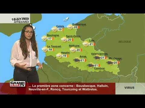 Les Prévisions Météo du 29 Juin 2017 (Lille)