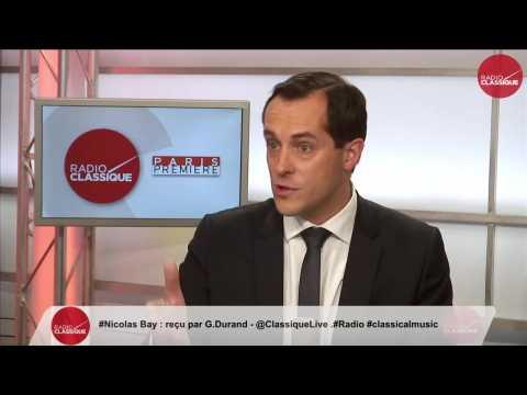 « Je trouve ça normal que le président américain soit reçu en France » Nicolas Bay (29/06/2017)