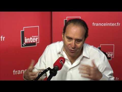 Xavier Niel au micro de Patrick Cohen