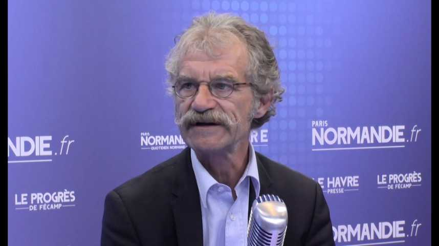 Législatives : Hubert Wulfranc - Député de la 3e circonscription de la Seine Maritime