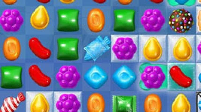 Pubic Buzz : Candy Crush va être adapté en jeu télévisé aux Etats-Unis