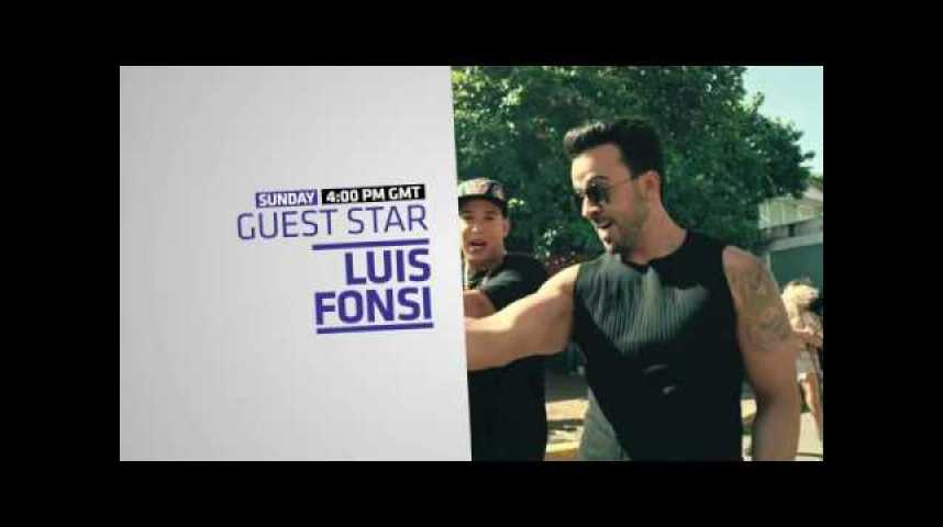 Guest Star meets Luis Fonsi on TRACE Urban