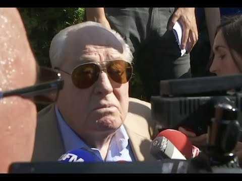 Jean-Marie Le Pen rote en direct ! - ZAPPING TÉLÉ DU 21/06/2017