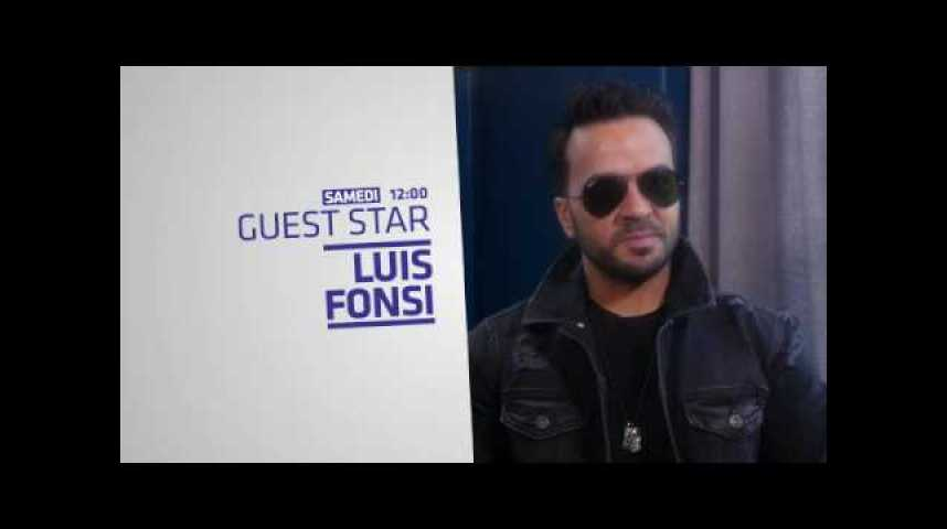 Entretien exclusif avec Luis Fonsi dans Guest Star