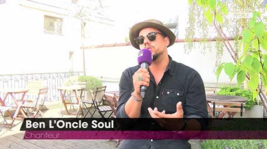 Ben L'oncle Soul : l'école de la musique (exclu vidéo)