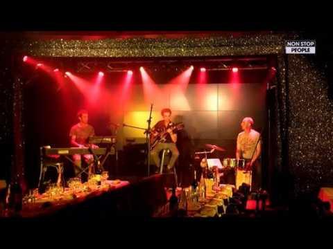 La musique fête Serge Gainsbourg au Don Camillo (exclu vidéo)