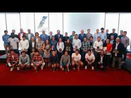 Entrega de premios del fútbol asturiano