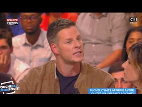 TPMP : Matthieu Delormeau avoue recevoir des dizaines de tweets homophobes par jour ! (Vidéo)