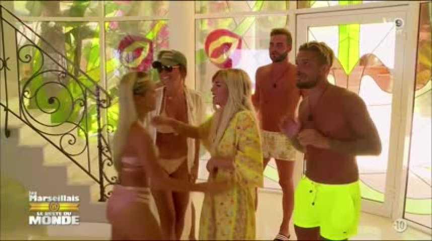 Carla débarque dans LMvsMonde2