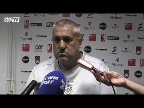 """Urios : """"On a vu la différence entre une équipe en confiance et une qui ne l'est pas trop"""""""