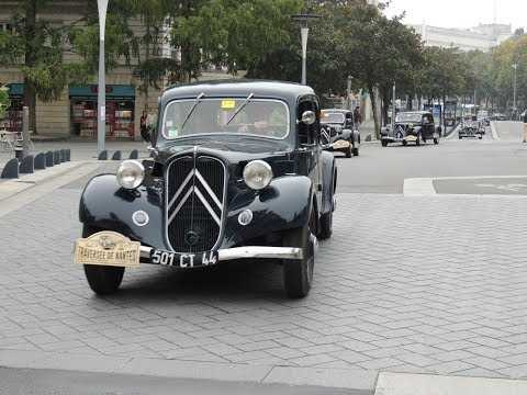 7e traversée de Nantes en anciennes