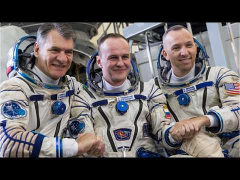 Michigan Students Get to Speak with NASA Astronauts on ISS