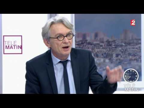 """Zap politique - Mélenchon : """"Keep cool mec !"""" lance Jean-Claude Mailly de FO (vidéo)"""