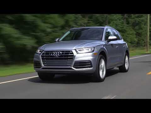 2018 Audi Q5 Driving Video