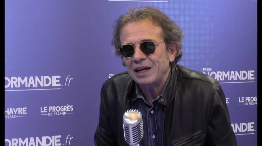 Philippe Manoeuvre - Invité de la rédaction