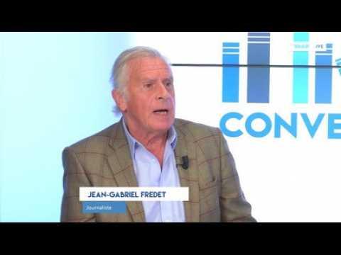 """Fredet Jean-Gabriel: """"L'enjeu de la Fiac est de remettre la place de Paris sur la carte de l'art """""""