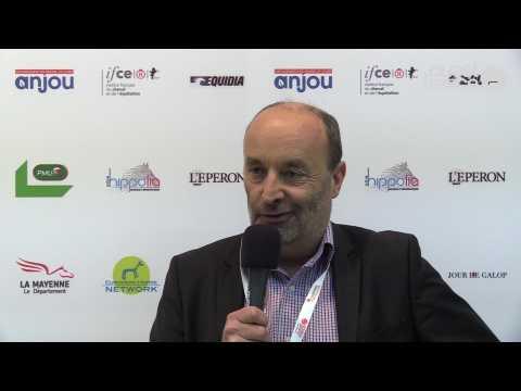 Assises de la filière équine 2017. Pierre-Franck Neveu