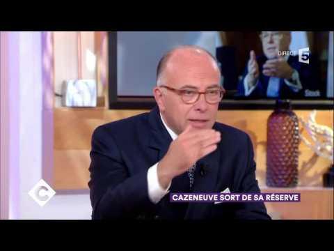 C à Vous : quand Bernard Cazeneuve calmait Christiane Taubira en créole